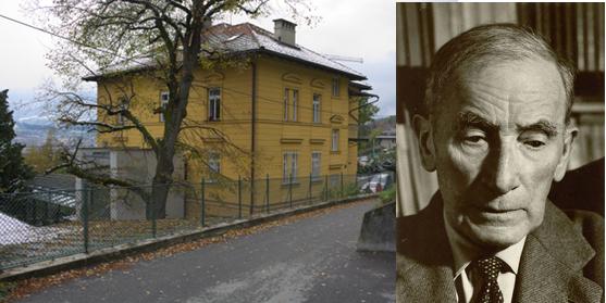 Ludwig von Ficker und die Villa Rauch