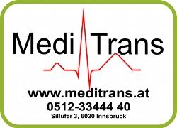 MediTrans – Ihr verlässlicher Tiroler Partner