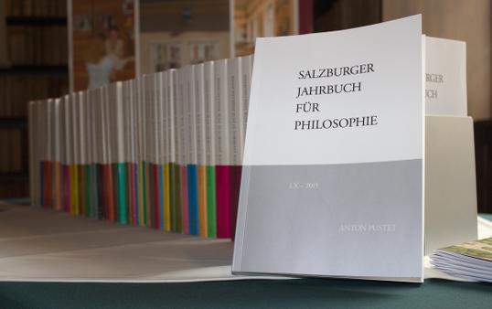 Salzburger Jahrbuch für Philosophie, 60. Jahrgang