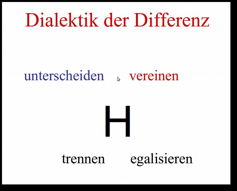 Herbert Pietschmann: Dialektik der Differenz