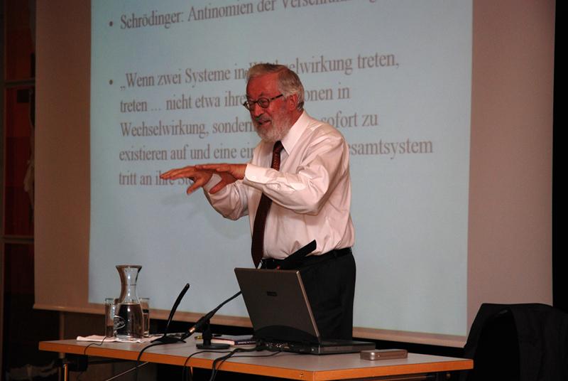 Herbert Pietschmann zitiert Erwin Schrödinger
