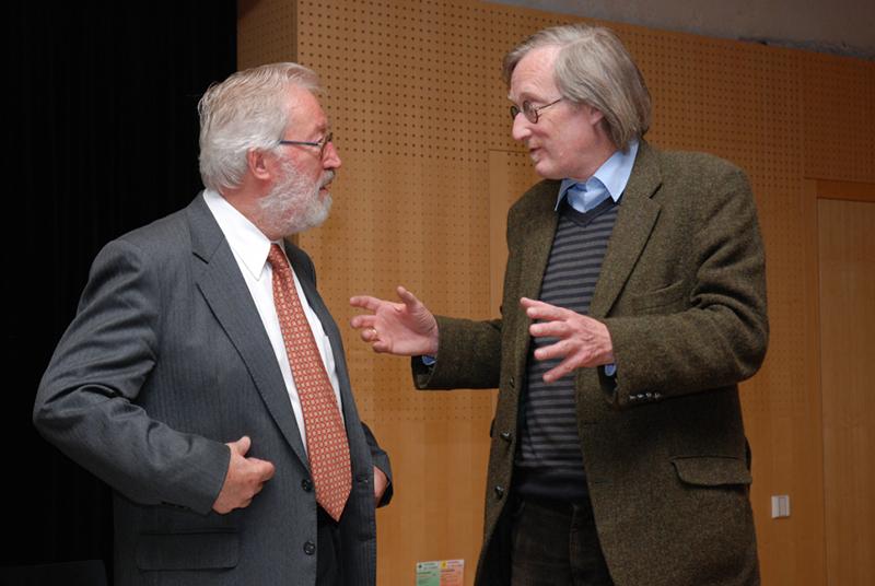 Herbert Pietschmann und Erich Hamberger