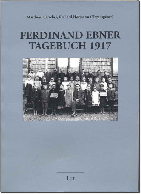 Ferdinand Ebner: Tagebuch 1917