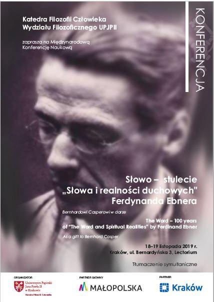 Ebner-Konferenz Plakat